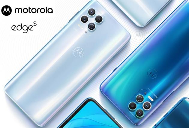 Motorola Edge S ufficiale con Snapdragon 870 5G, display 6.7, cinque obiettivi fino a 64MP