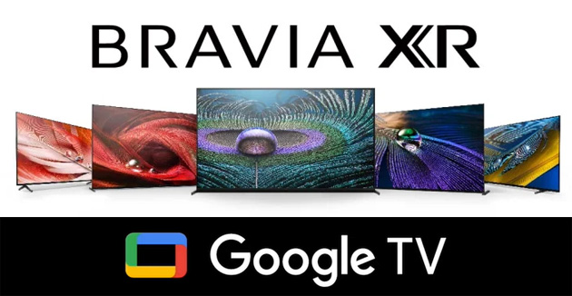 Sony Bravia TV con Google TV, annunciati i primi modelli del 2021. Alcuni hanno processore cognitivo XR