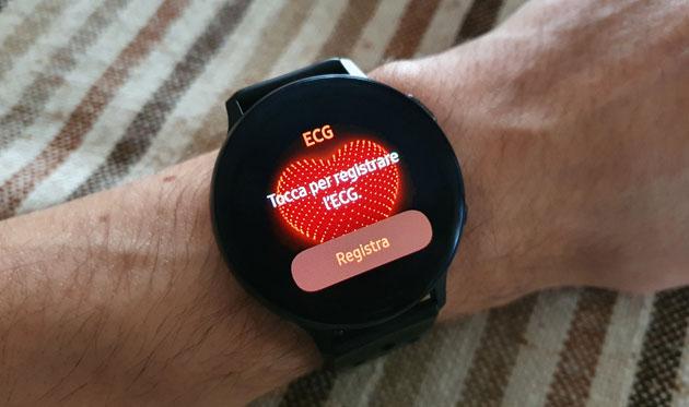 ECG non funziona su alcuni Samsung Galaxy Watch Active2: come provare a risolvere il problema