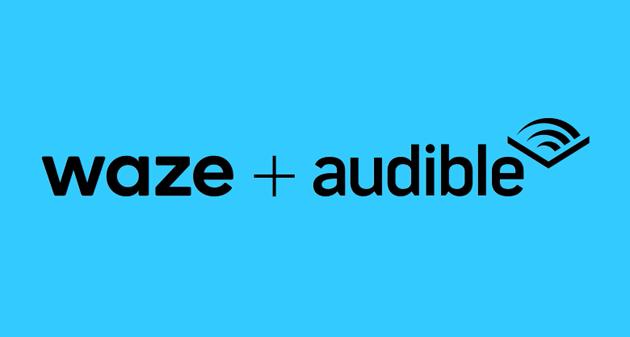 Audible e Waze si integrano a vicenda