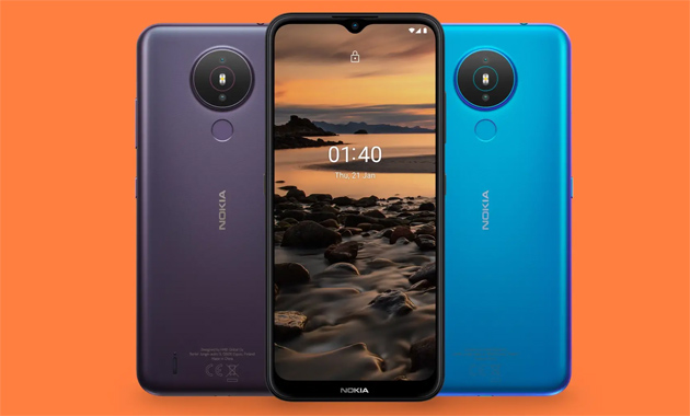 Nokia 1.4 con Android 10 Go ufficiale in Italia, smartphone economico pensato per le esigenze di oggi