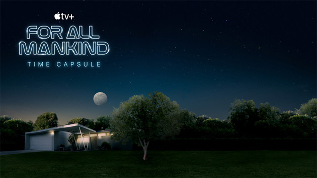 Foto For All Mankind: Time Capsule, Apple lancia esperienza AR per approfondire lo show For All Mankind su Apple TV Plus