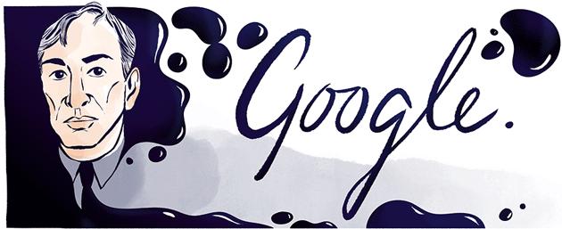 Google dedica Doodle a Boris Pasternak, poeta e scrittore russo