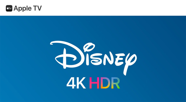 Foto Apple aggiorna i film Disney acquistati in HD al 4K HDR gratis, se disponibile