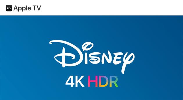 Apple aggiorna i film Disney acquistati in HD al 4K HDR gratis, se disponibile