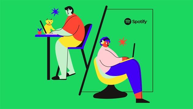 Foto Fastweb elimina la timbratura del cartellino, Spotify punta sul lavoro da 'ovunque'