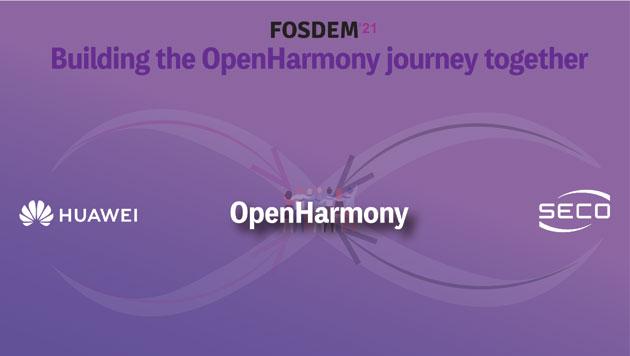 OpenHarmony, Huawei ha il suo primo partner europeo