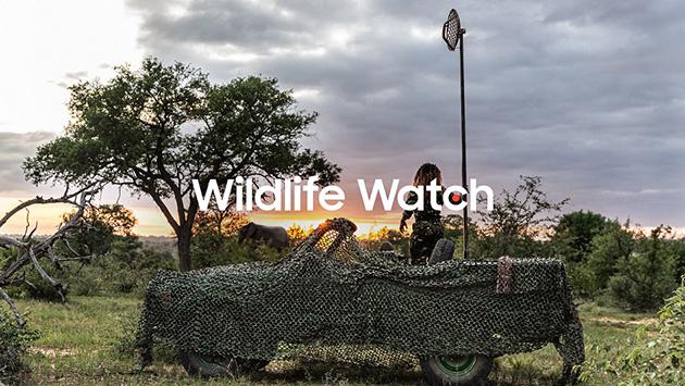 Wildlife Watch, Samsung usa Galaxy S20 FE per combattere la caccia di frodo nella savana africana