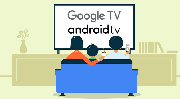 Foto Google TV o Android TV: come sapere cosa esegue il proprio TV o dispositivo di streaming