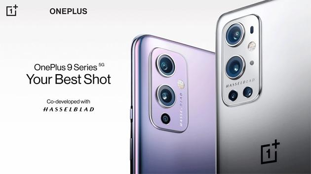 OnePlus 9 Series con sistema fotografico realizzato con Hasselblad ufficiale: Specifiche, Foto, Video e Prezzi in Italia
