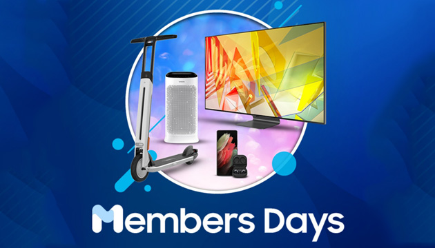 Foto Samsung Members Days: oggi in palio Galaxy S21 Ultra 5G e Galaxy Buds Pro