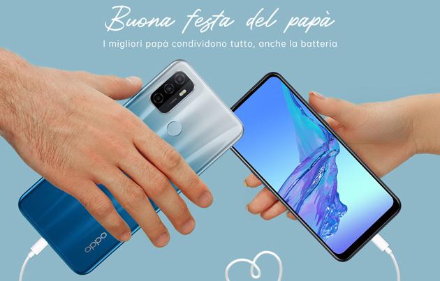 Oppo, Wiko, Teufel, Fitbit e Huawei per Festa del Papa' e Primavera 2021: le offerte e promozioni principali