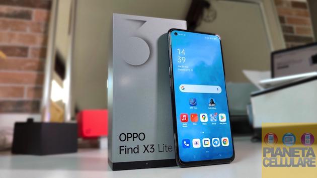 Recensione Oppo Find X3 Lite 5G, il medio gamma che si stente un Top