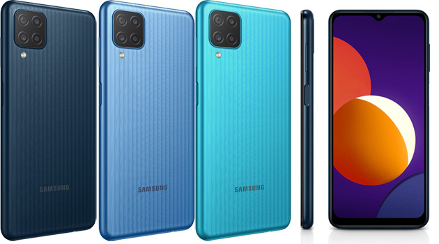 Foto Samsung Galaxy M12 in Italia: Specifiche, Foto e Prezzo