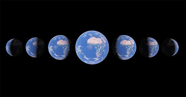 Timelapse in Google Earth fa vedere i cambiamenti del nostro pianeta nel tempo