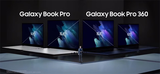 Foto Samsung lancia Galaxy Book, Book Pro, Book Pro 360 e Book Odyssey: Specifiche, Foto, Video e Prezzi in Italia