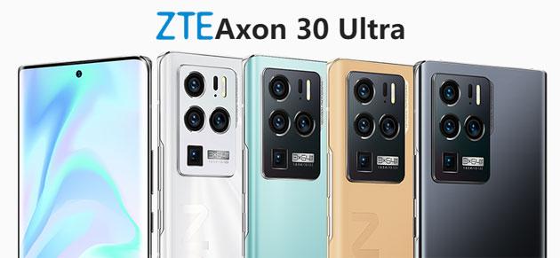 Zte Axon 30 Ultra con tre camere da 64MP ufficiale in Italia