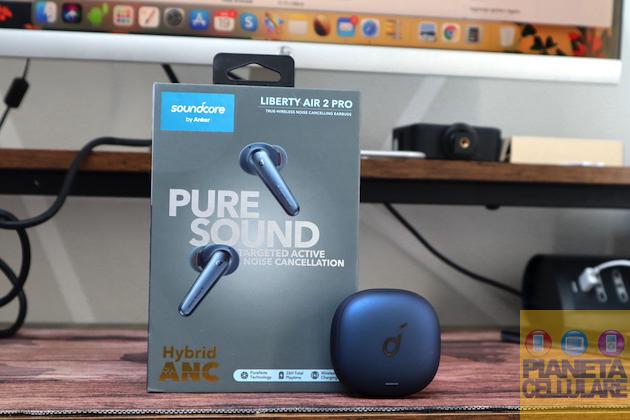 Recensione Soundcore Liberty Air 2 Pro by Anker, le cuffie che mappano il nostro udito