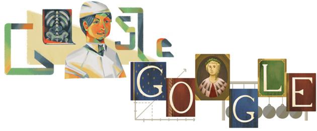 Google dedica Doodle a Vera Gedroits e a Laura Bassi: cosa hanno fatto di importante