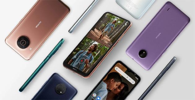Nokia X20, X10, G20, G10, C10 e C20 ufficiali: introducono le nuove serie Nokia X, Nokia G e Nokia C