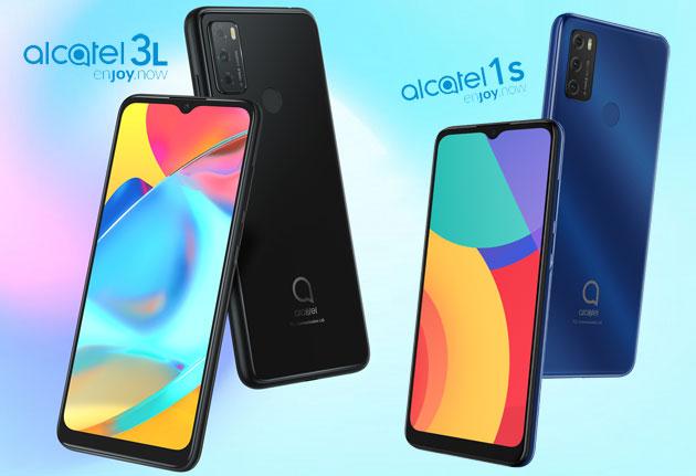 Alcatel 3L e Alcatel 1S 2021 in Italia, Android 11 per tutte le tasche