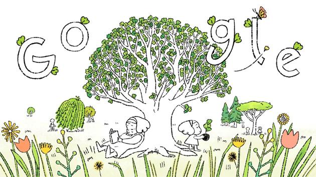 Giornata della Terra 2021: doodle speciale Google, Apple annuncia il Restore Fund, Oppo dona 1000 alberi