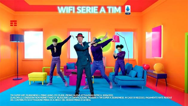 WiFi Serie A TIM: di cosa si tratta