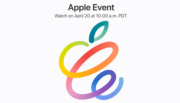 Foto Evento Apple Spring loaded: Apple TV 4K 2021, AirTag, iPad Pro e iMac con chip M1, iPhone 12 Viola, Apple Card Family e tutti gli altri annunci