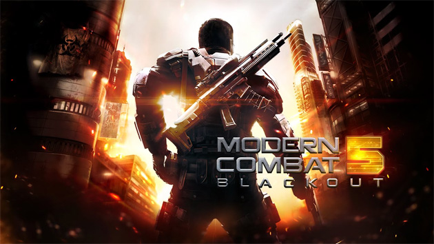 Modern Combat 5: Blackout arriva su TIMGames