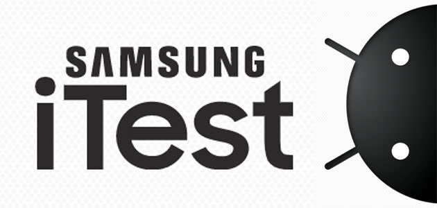 Foto Samsung iTest su iPhone fa provare Android su un dispositivo Galaxy