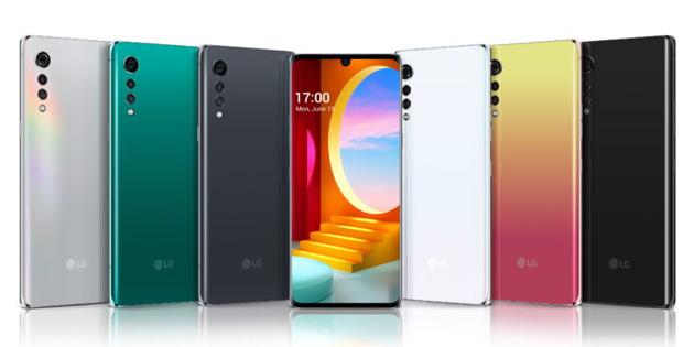 Lg Velvet si aggiorna ad Android 11