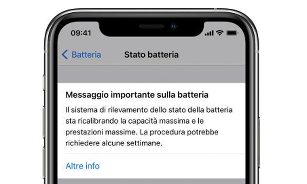 Apple iPhone, come funziona la ricalibrazione del rilevamento dello stato della batteria da iOS 14.5