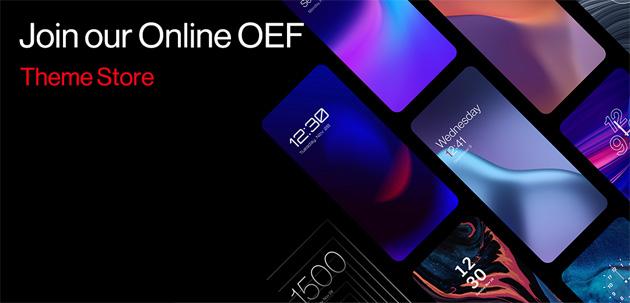 OnePlus annuncia il suo Theme Store, in arrivo su OxygenOS