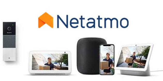 Il Campanello Intelligente con Videocamera Netatmo supporta ora Google Assistant e Amazon Alexa