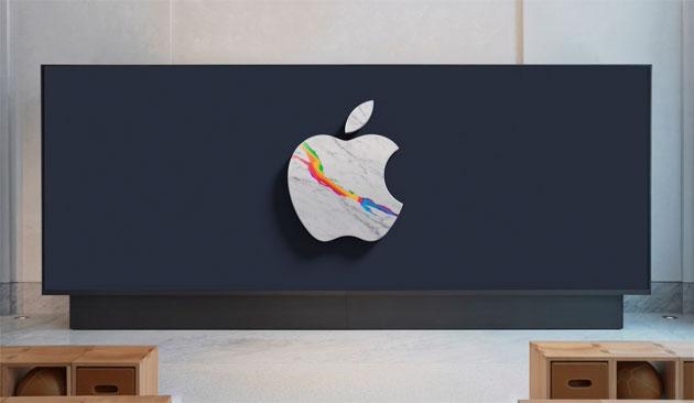 Apple apre Store in Via del Corso a Roma