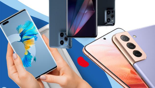 Smartphone nuovo per andare in vacanza? Samsung e Huawei valutano il vecchio usato, Oppo fa regali per chi compra Find X3 Pro