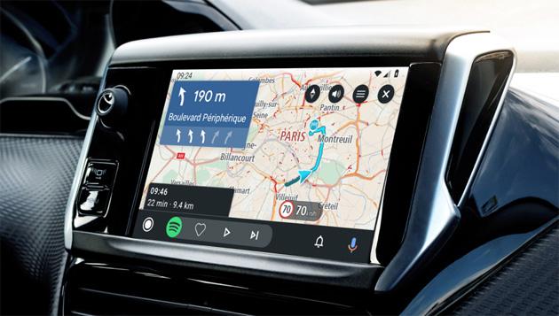 TomTom GO Navigation disponibile su Android Auto