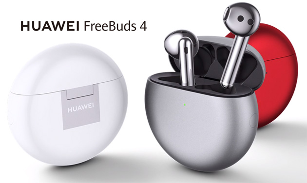 Huawei FreeBuds 4 ufficiali in Italia