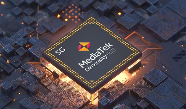 MediaTek annuncia Dimensity 900, chip octa-core per smartphone 5G di fascia media