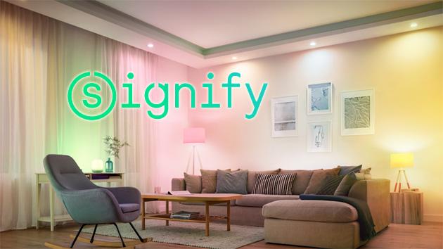 Signify aggiorna con Matter i prodotti Philips Hue e WiZ, nuovo standard per gestire i prodotti della Smart Home