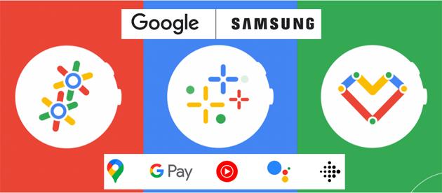 Wear OS, Google e Samsung presentano nuova piattaforma unificata con anche funzioni Fitbit