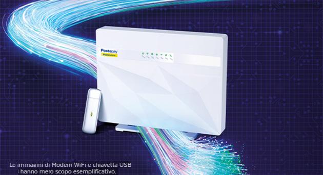 Poste Italiane con PosteCasa Ultraveloce entra nel mercato della connessione Internet su rete in fibra ottica