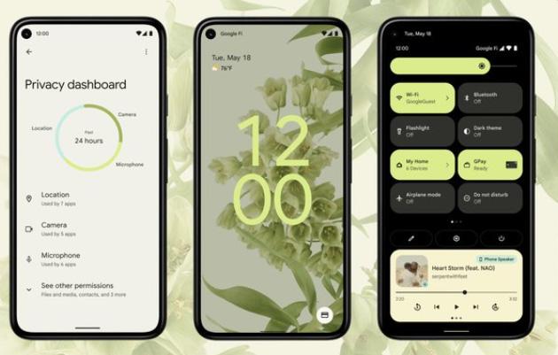 Android 12: Material You e nuovi strumenti di Privacy tra le novita' annunciate con la prima beta pubblica