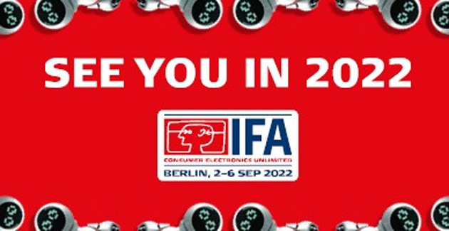 IFA Berlino 2021 cancellato causa pandemia, appuntamento rimandato al 2022. MWC 2021 confermato come evento Ibrido