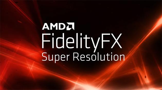 AMD FidelityFX Super Resolution utilizza tecnologie di upscaling spaziale super-ottimizzate per offrire esperienze di gioco ad alta risoluzione
