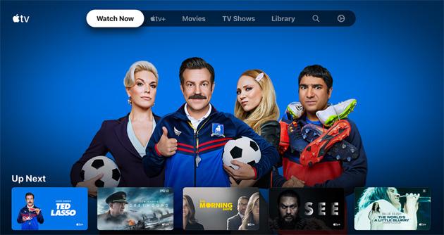 App Apple TV sui dispositivi Android TV disponibile, non per tutti ma per Nvidia Shield si