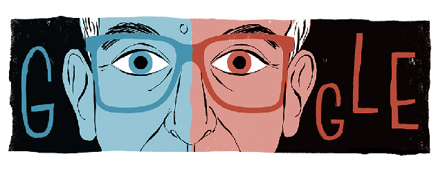 Google dedica doodle a Krzysztof Kieślowski, nato 80 anni fa