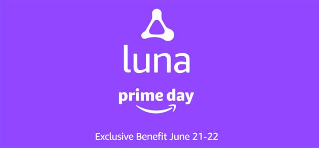 Amazon Luna aperto ai membri Prime negli Stati Uniti per Prime Day 2021