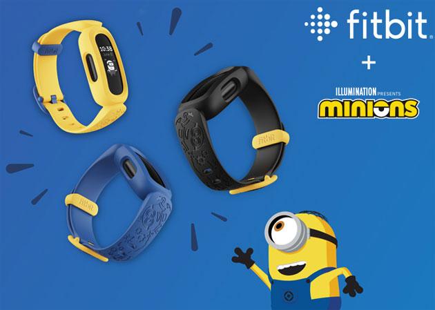 Fitbit presenta OS 5.2, Ace 3 Special Edition Minions e studio sul monitoraggio del russamento e sui rumori ambientali