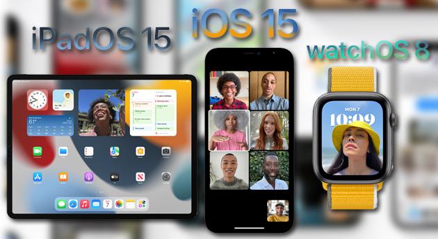 Apple iOS 15, iPadOS 15 e WatchOS 8: quali iPhone, iPad e Apple Watch compatibili e aggiornabili